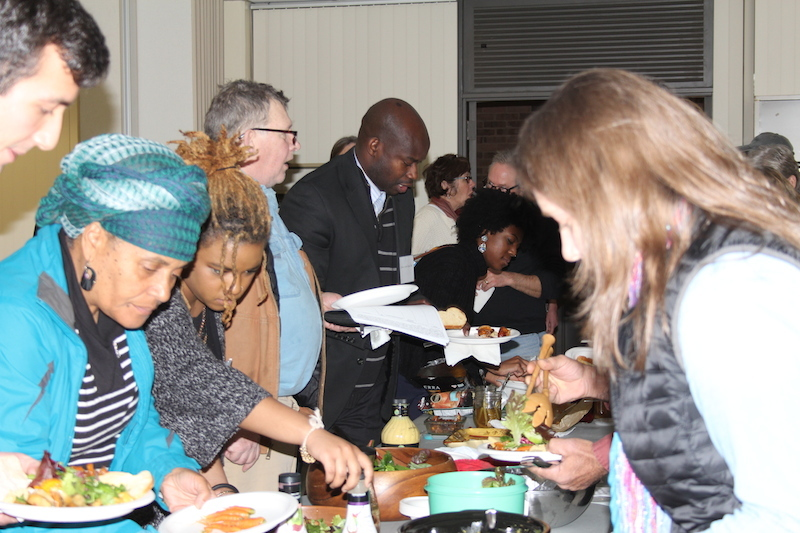 Bring a dish to share at the Potluck Lunch. It's one of the best parts of the MOFFA Winter Meeting!
